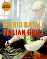 Cover image for Italian grill