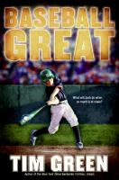 Cover image for Baseball great