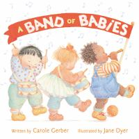 Cover image for A band of babies