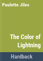 Cover image for The color of lightning