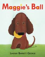 Cover image for Maggie's ball
