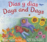 Cover image for Dias y dias