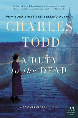 Cover image for A duty to the dead