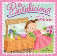 Cover image for Pinkalicious and the pink drink