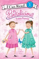 Cover image for Pinkalicious : Pinkie promise