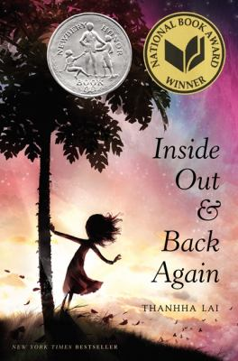 Cover image for Inside out & back again