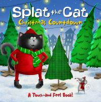 Cover image for Splat the Cat : Christmas countdown