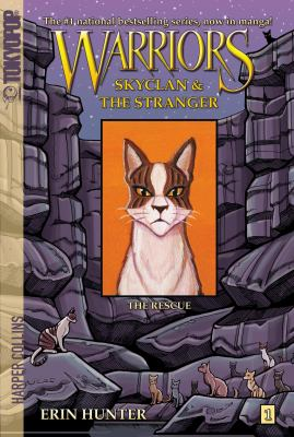 Cover image for Warriors. Skyclan & the stranger. 1, The rescue