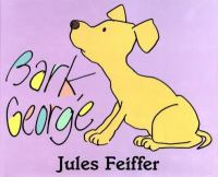 Cover image for Bark, George