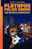 Cover image for The ostrich conspiracy