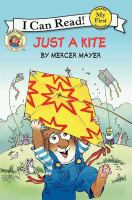Cover image for Just a kite