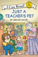 Cover image for Just a teacher's pet