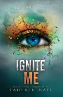 Cover image for Ignite me