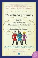 Cover image for The Betsy-Tacy treasury