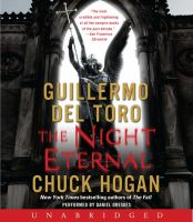 Cover image for The night eternal