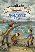 Cover image for The unmapped sea