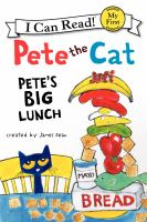 Cover image for Pete the Cat : Pete's big lunch