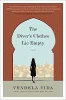Cover image for The diver's clothes lie empty