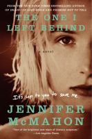 Cover image for The one I left behind