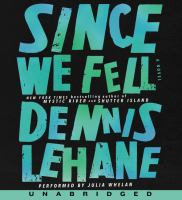 Cover image for Since we fell