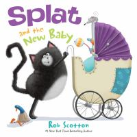 Cover image for Splat and the new baby