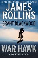 Cover image for War hawk : a Tucker Wayne novel