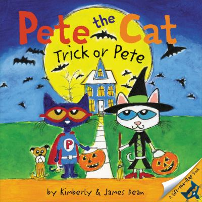 Cover image for Pete the Cat. Trick or Pete