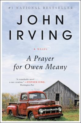 Cover image for A prayer for Owen Meany : a novel