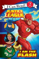 Cover image for Justice League. I am the Flash