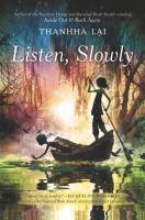Cover image for Listen, slowly