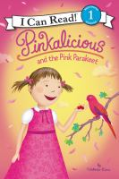 Cover image for Pinkalicious and the pink parakeet