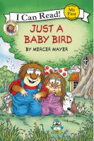 Cover image for Just a baby bird