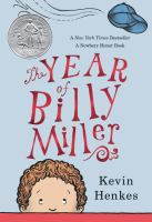 Cover image for The year of Billy Miller