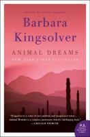 Cover image for Animal dreams : a novel