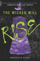 Cover image for The wicked will rise