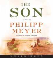 Cover image for The son [a novel]