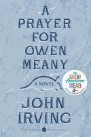Cover image for A prayer for Owen Meany