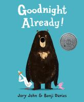 Cover image for Goodnight already!