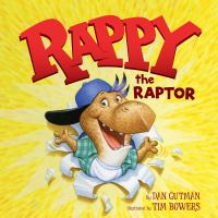 Cover image for Rappy the raptor