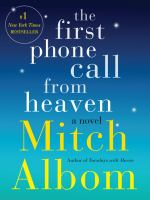 Cover image for The first phone call from heaven
