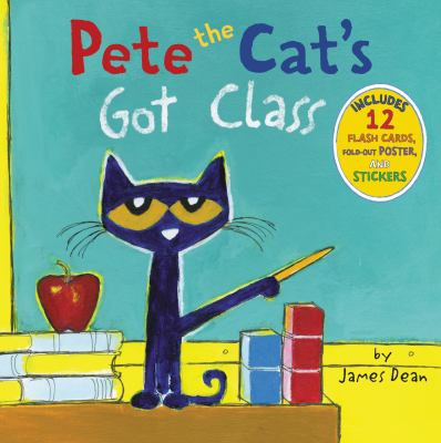 Cover image for Pete the Cat's got class