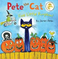 Cover image for Pete the Cat. Five little pumpkins