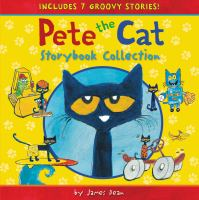 Cover image for Pete the Cat storybook collection