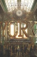 Cover image for The clockwork ghost