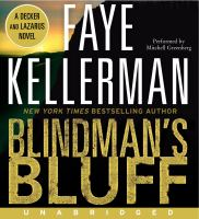 Cover image for Blindman's bluff