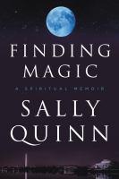 Cover image for Finding magic : a spiritual memoir