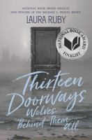 Cover image for Thirteen doorways, wolves behind them all
