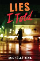 Cover image for Lies I told