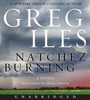 Cover image for Natchez burning