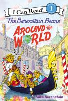 Cover image for The Berenstain Bears around the world
